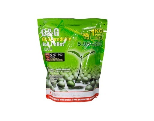 Bile Biodegradabile De 0.20g - 1 Kg - Albe imagine
