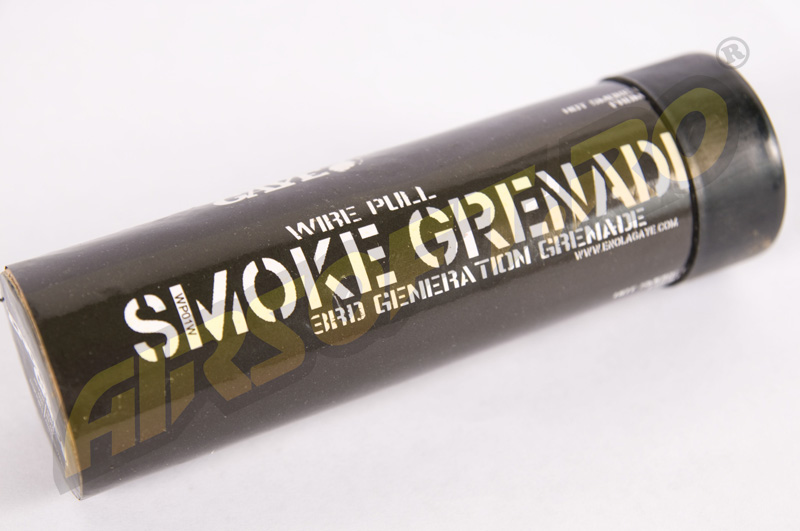Grenada Fumigena Mare Cu Inel (FUM Alb) - Generatia Iii imagine