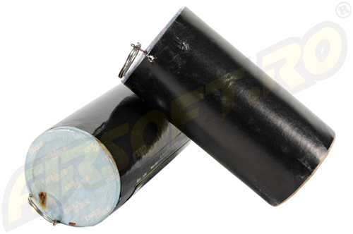 Grenada Fumigena De Asalt Cu Inel Model Eg18 (FUM Negru) imagine