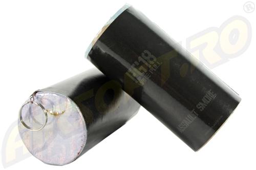 GRENADA FUMIGENA DE ASALT CU INEL MODEL EG18 (FUM ROSU)
