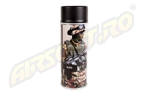VOPSEA PENTRU ARMA / ARMY PAINT - BLACK