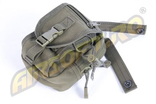 POUCH MODEL M26 (OLIV)