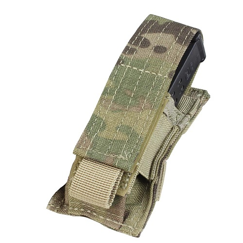 PORT INCARCATOR DE PISTOL - MULTICAM