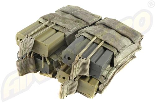 PORT INCARCATOR CU 4 COMPARTIMENTE PENTRU M4 - A-TACS AU