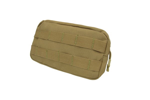 POUCH MULTIFUNCTIONAL - COYOTE BROWN