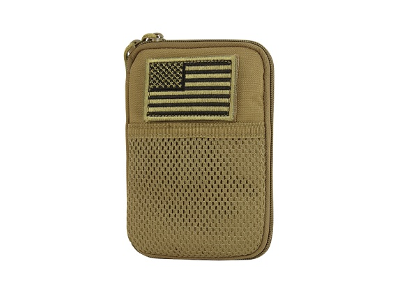 Pouch Multifunctional - Coyote Brown imagine