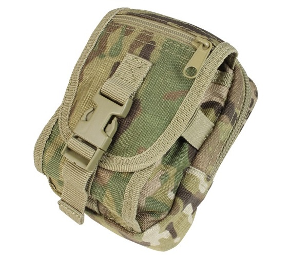 GADGET POUCH - MODEL MA26 - MULTICAM
