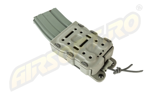 Port Incarcator / Fast Mag - M4/M16 - Grey imagine