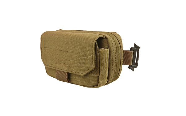 Pouch Multifunctional Digi - Coyote Brown imagine