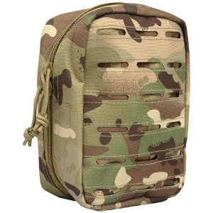 POUCH UTILITY - LASER CUT - MEDIUM - MULTICAM