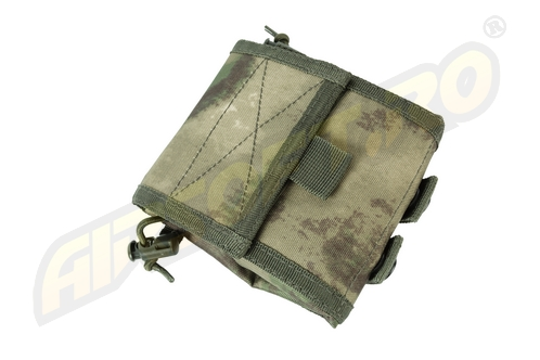 POUCH TRANSPORT INCARCATOARE - PLIABIL - A-TACS FOREST GREEN
