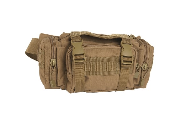 Pouch Modular System - Coyote - Small imagine