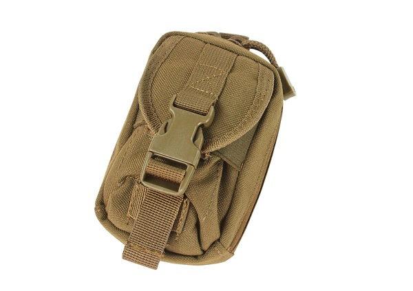 I-POUCH - MODEL MA45 - COYOTE BROWN