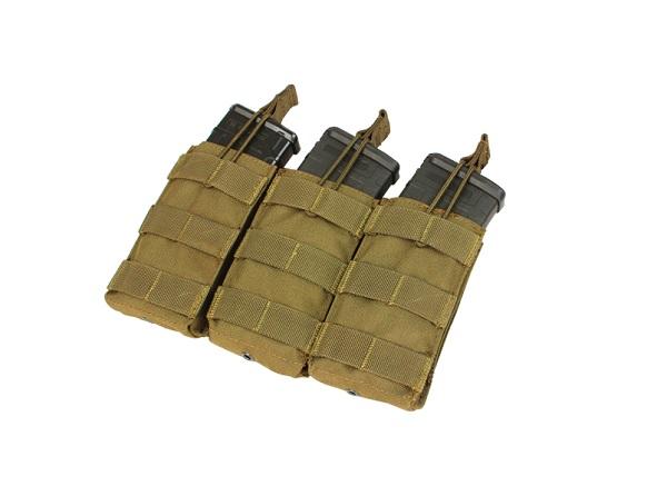 Port Incarcator Triplu Pentru M4/M16 - Coyote Brown imagine