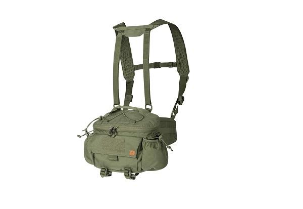 Foxtrot Mk2 Belt Rig - Cordura - Olive Green imagine