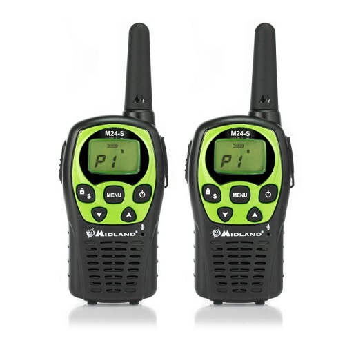 Statie Radio Pmr Portabila M24-S - Set 2 Buc imagine
