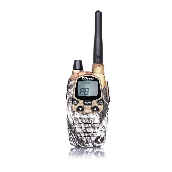 STATIE RADIO PMR/LPD PORTABILA G7 PRO SINGLE MIMETIC 2017