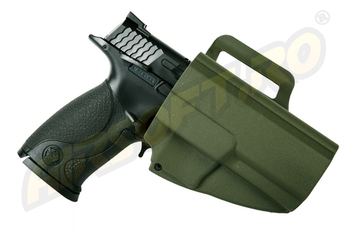 TEACA PENTRU S W MP9 MODEL EVO5 ARES (OLIV)