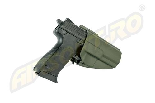 Teaca Pentru Hk45 Model Evo5 Ares (OLIV) imagine