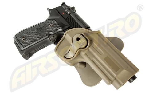 TEACA DIN POLYMER PENTRU M92 - FDE