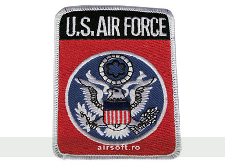 EMBLEMA U.S. AIR FORCE