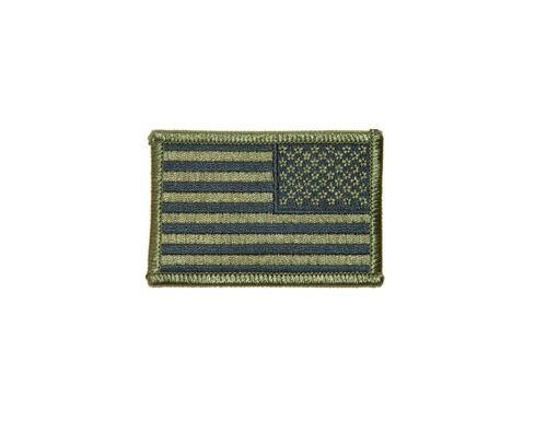 Emblema U.S. - Oliv - Right imagine
