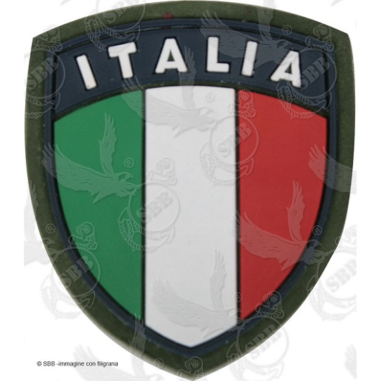 Emblema / Patch Italia imagine