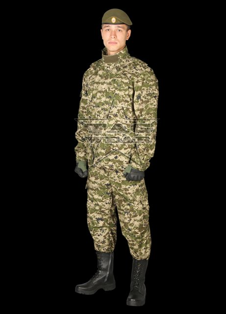 Imagine 630.0 lei, TAG WEAR Costum Model Knight, Camuflaj Green Digit