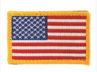 Emblema U.S. Original - Left/Right Cu Velcro imagine