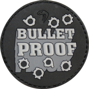 PATCH MESAJ - BULLET PROOF