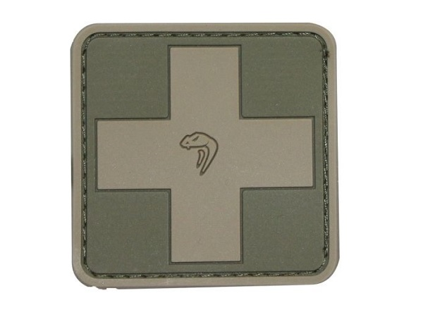 PATCH CAUCIUC - MEDIC - GREEN