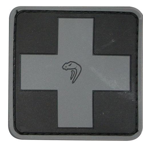 PATCH CAUCIUC - MEDIC - BLK