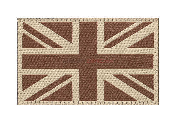 Patch Marea Britanie - Desert imagine