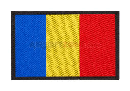 Patch Romania - Color imagine