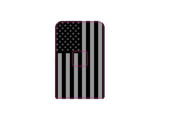 Abtibild - Steag Usa - Pentru Incarcator Cz Scorpion Evo Iii - Set 3 Buc. imagine