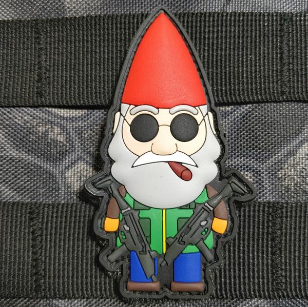 Patch - Evo Gnome - Pvc imagine
