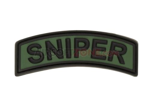 Patch Cauciuc Sniper - Forest imagine