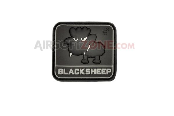 Patch Cauciucat - Little Black Sheep - Swat imagine