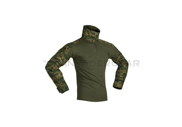 BLUZA MODEL COMBAT - MARPAT (XL)