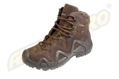 Ghete Zephyr Gtx Mid Tf - Dark Brown imagine