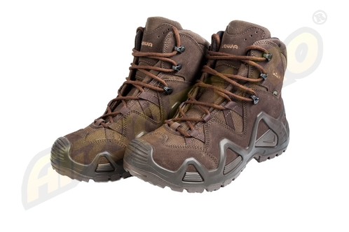 Imagine 720.0 lei, LOWA Ghete Zephyr Gtx Mid Tf, Dark Brown