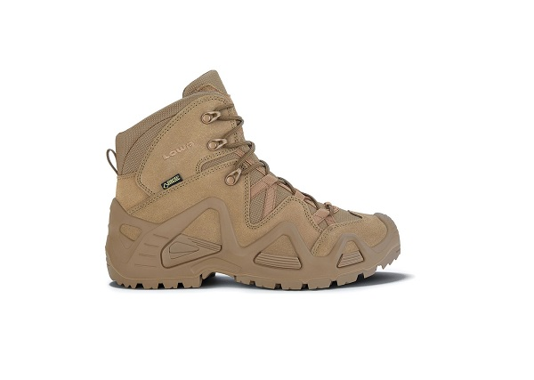 Ghete Zephyr Gtx Mid Tf - Coyote imagine