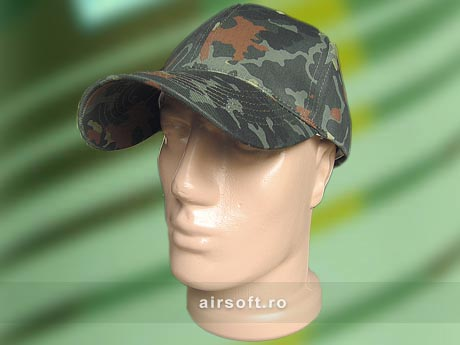 Sapca Model Baseball (FLECKTARN) imagine