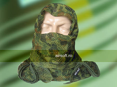 Sal (PLASA Pt. Camuflaj) Flecktarn imagine
