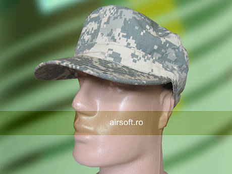 Sapca Ripstop Camuflaj Acu At-Digital imagine