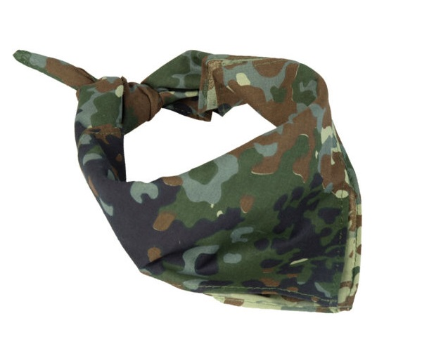 Bandana Flecktarn imagine