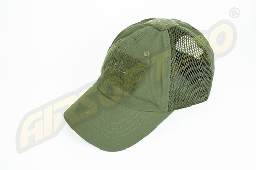 Sapca Model Tactical Vent - Ripstop Olive Green imagine