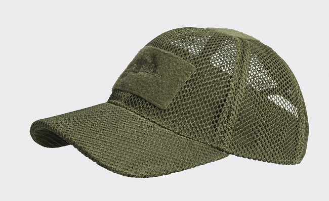 SAPCA MODEL MESH OLIVE GREEN
