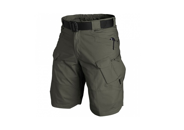 PANTALONI SCURTI MODEL URBAN TACTICAL TAIGA GREEN