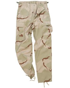 Pantaloni Model Us - Bdu Ranger (DESERT 3) imagine